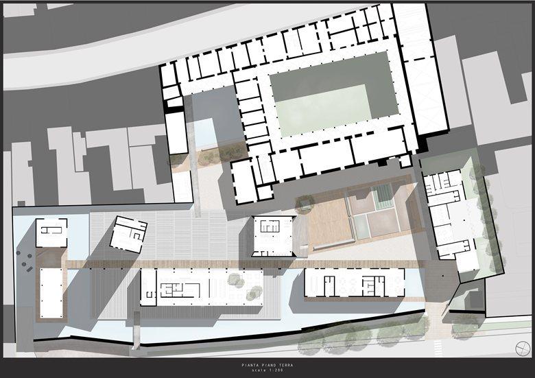 Insediamento residenziale a Mantova