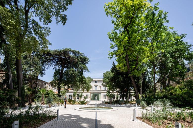 MOCO — Hôtel des collections