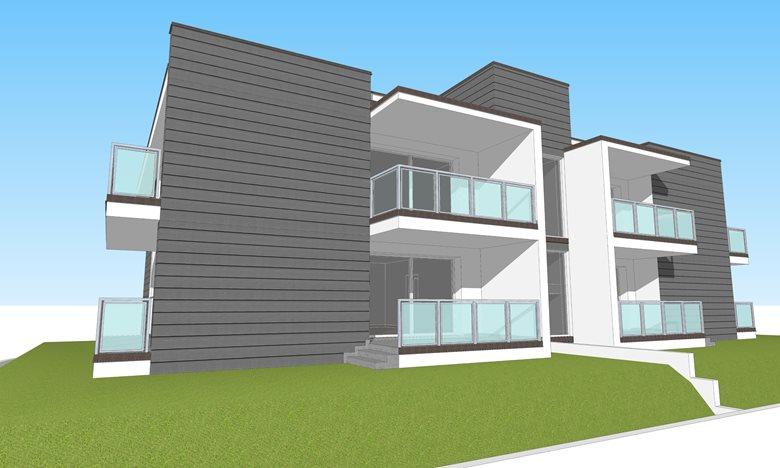Edificio Residenziale 4 U.I. - Residenza Futura