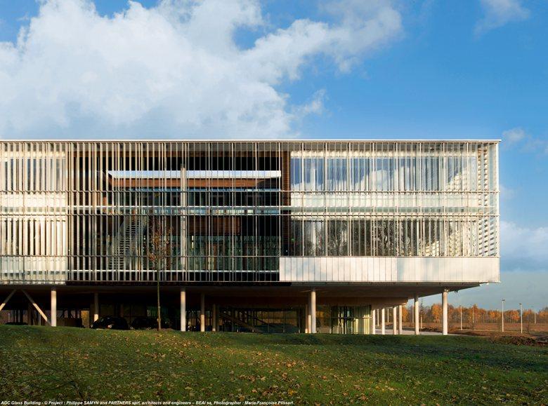 AGC Glass Building