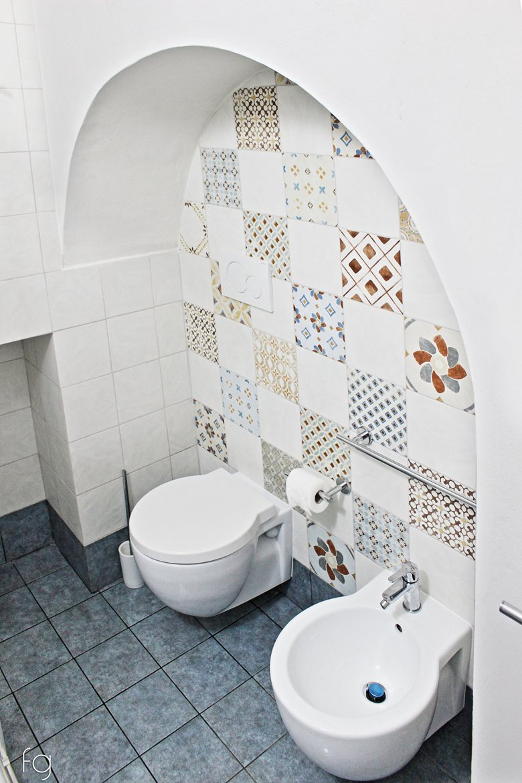 Tropea bathroom