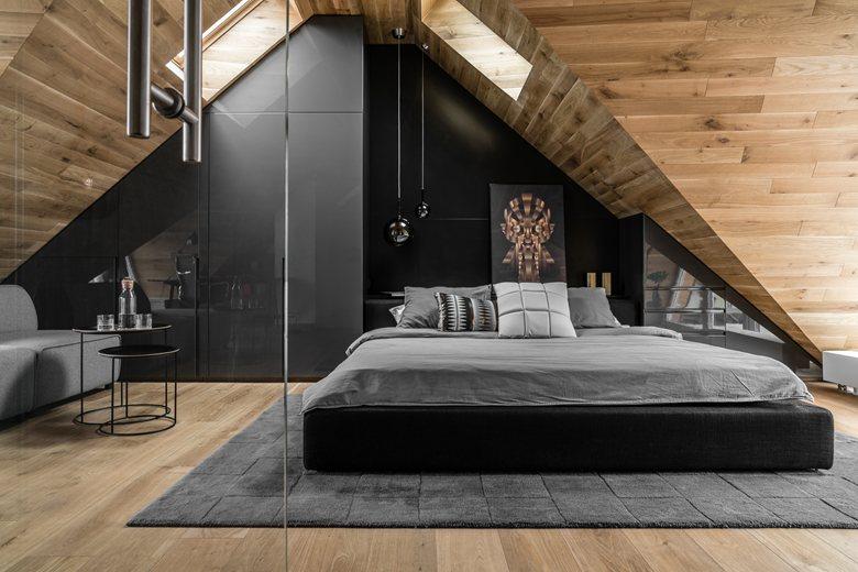 Okrezna Attic | Raca Architekci