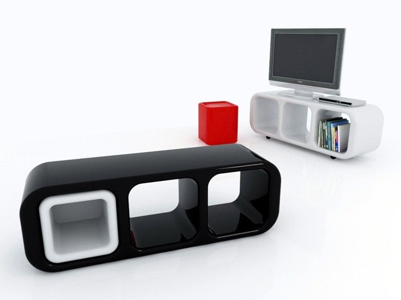 ERACLE - storage furniture