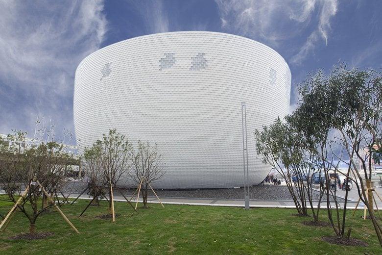 "The Finland Pavilion ""Kirnu"""