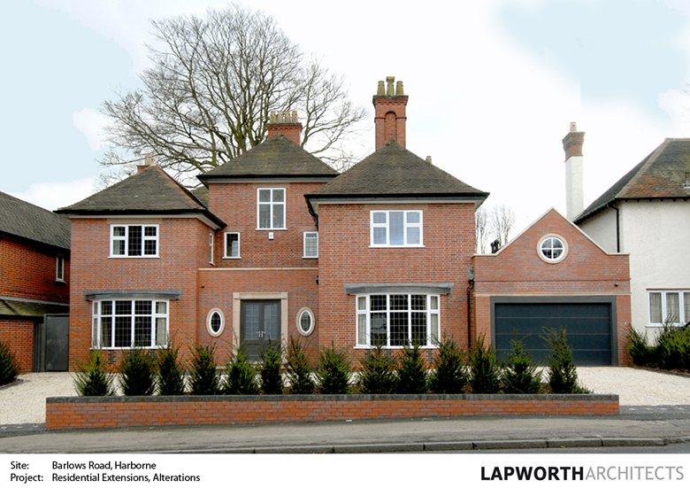 Barlows Road, Harborne