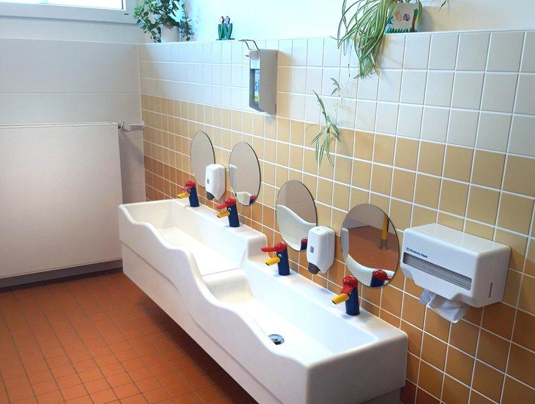 Kindergarden Sanitary Facilities