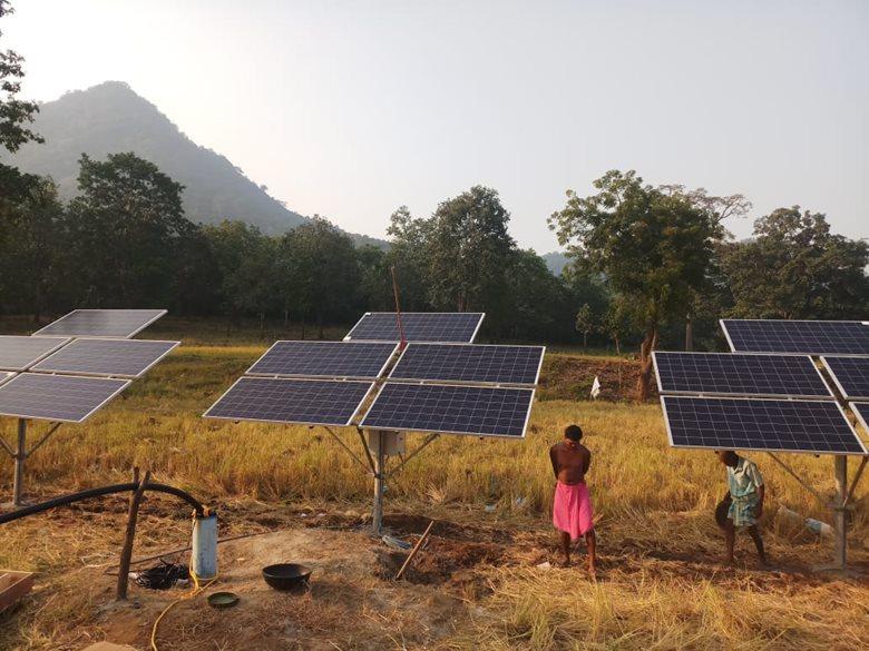 Solar Projects OREDA | Lubi Solar Pump Projects, Bhubaneswar, Odisha