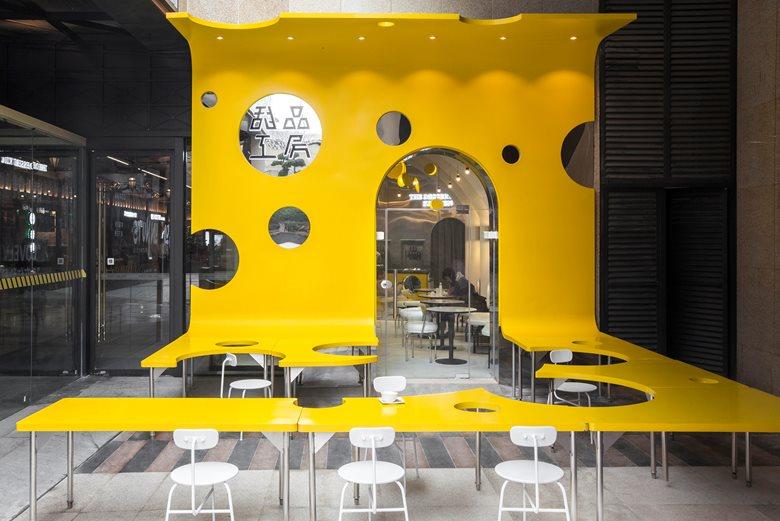 Dessert store by Towodesign
