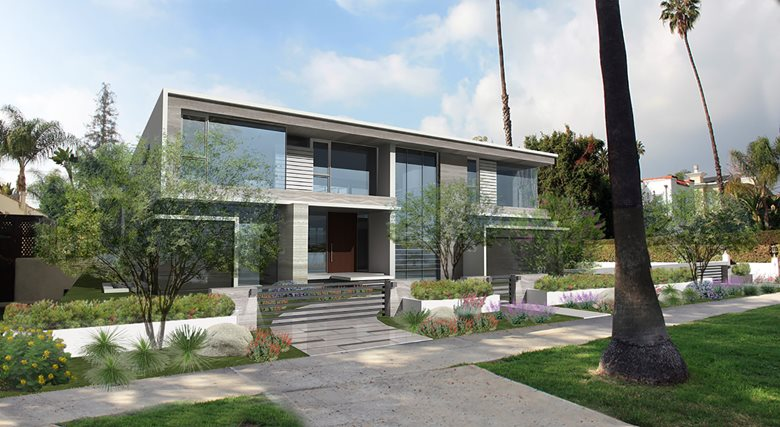 Beverly Dr Residence   Beverly Hills