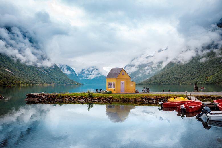 Brette Haus tiny cabin