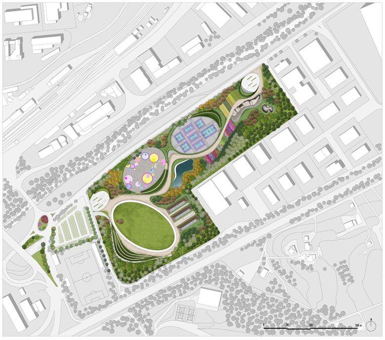 Parco della città