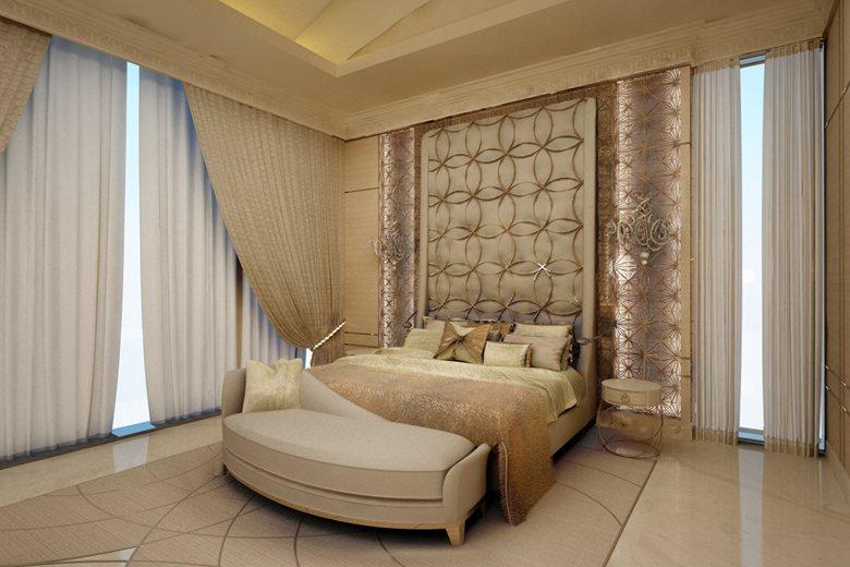 Palm Jumeirah, Private Villa