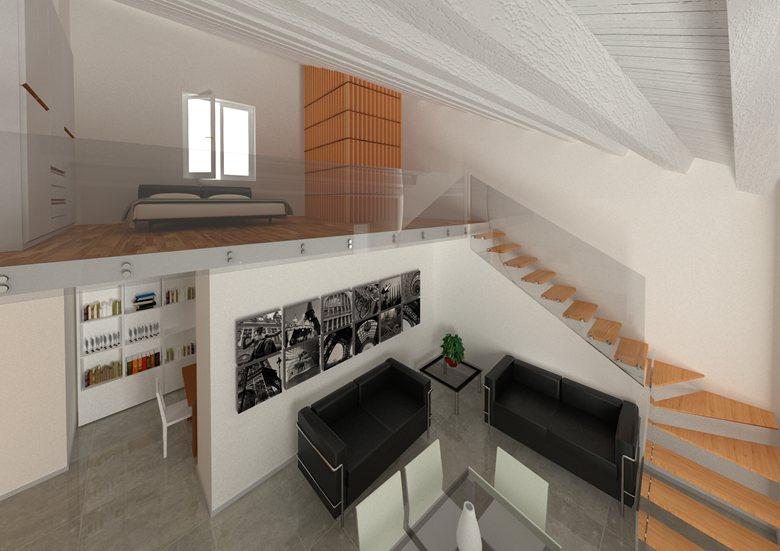 Ristrutturazione appartamenti duplex a Palermo