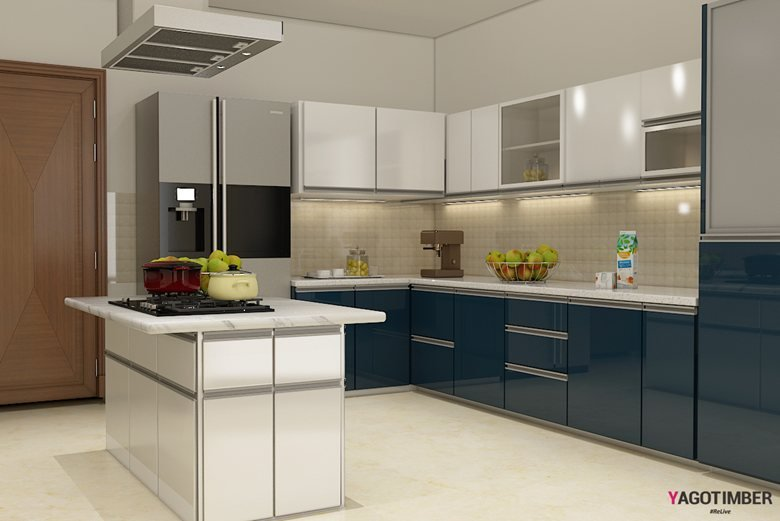 Get Best Kitchen Interior Design Ideas In Faridabad Yagotimber