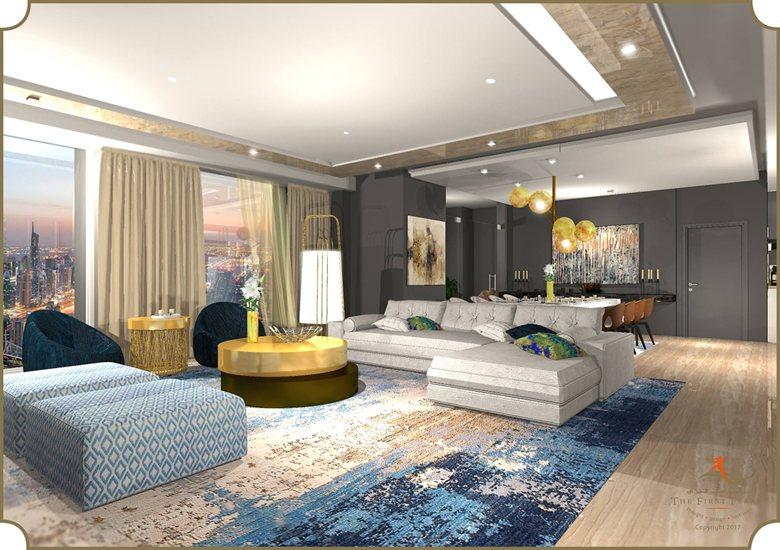 000 Private Luxury Apartment Jbr Dubai