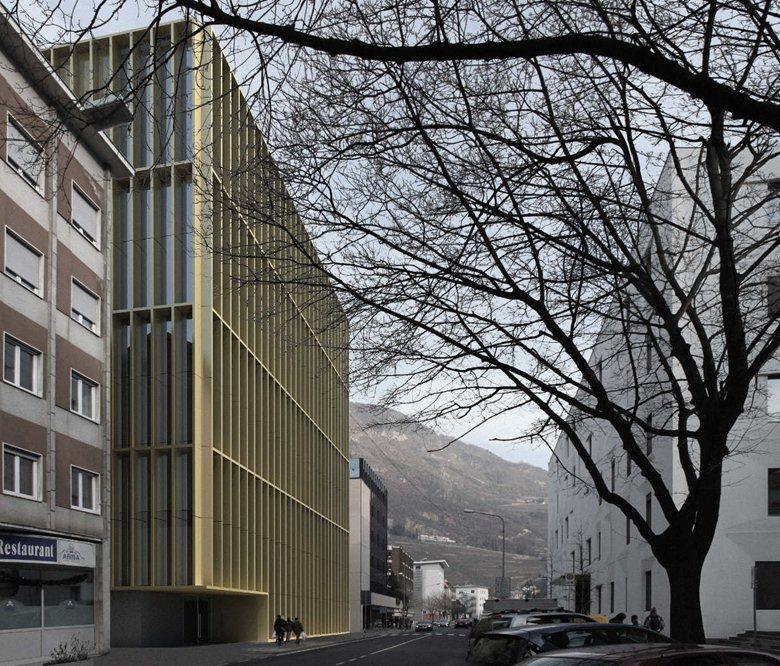 Nuova sede della ripartizione personale della Provincia autonoma di Bolzano