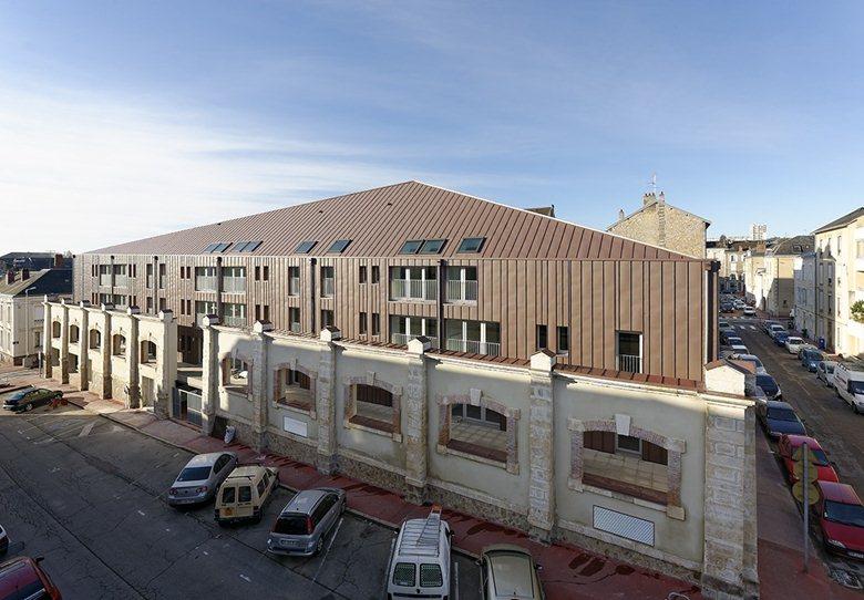 Montrouge Résidences sociales / Agnès Baulme Architecture