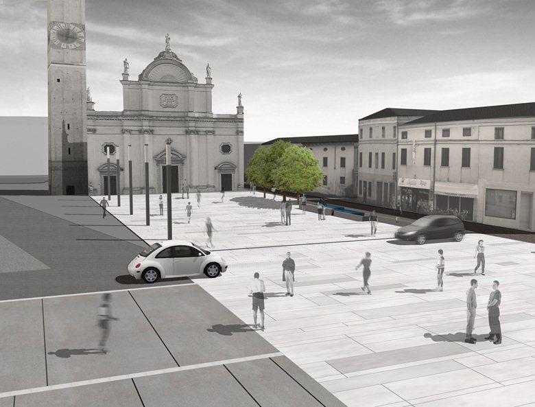 Piazza del Capoluogo