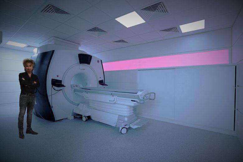 Radiology USZ Zürich-Wollishofen by Nicolas Manzi Architecture, Switzerland