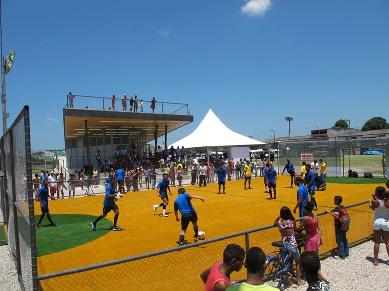 Homeless World Cup Legacy Center