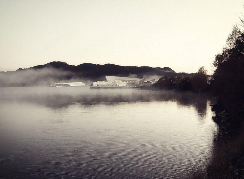 Between Fjords