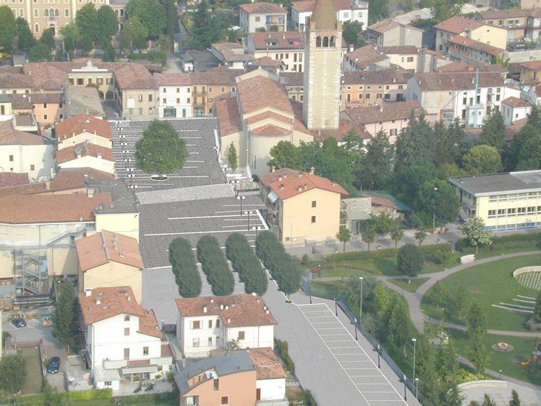 Concorso pubblico per la piazza di Grezzana (VR)