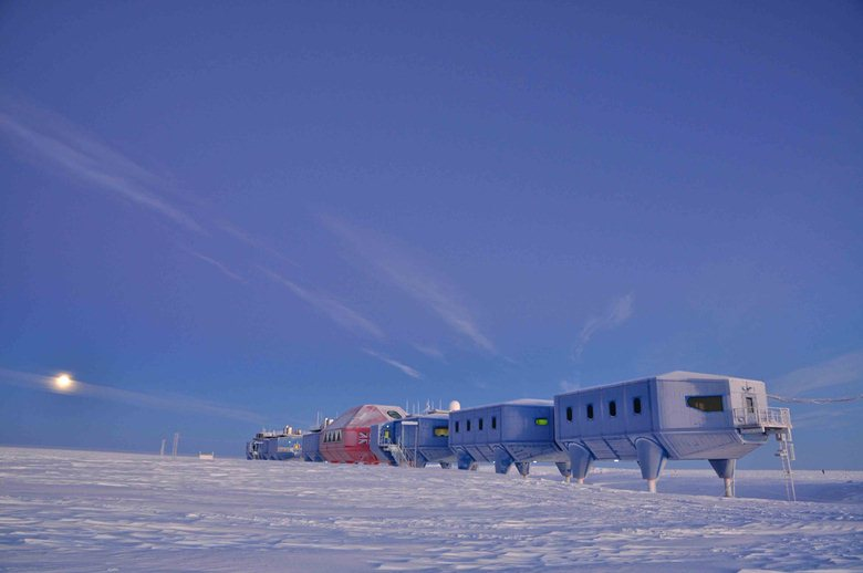 Research Station Halley VI