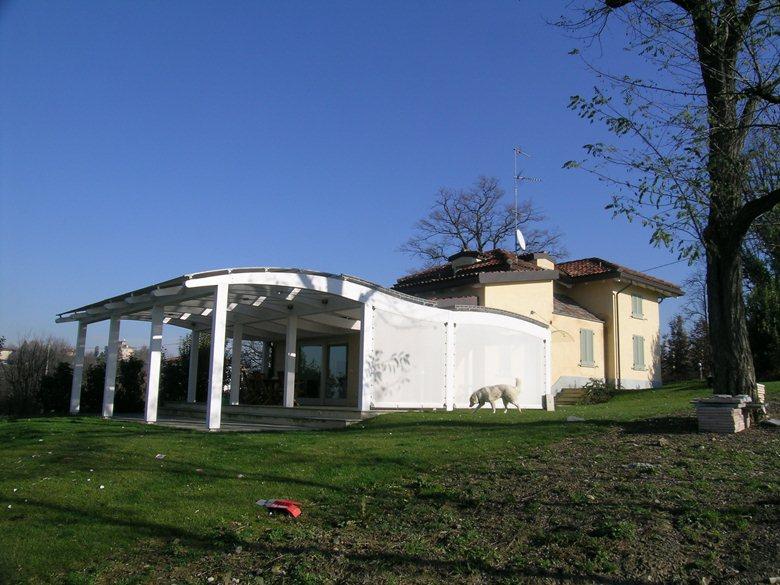Villa sulle colline di Tortona