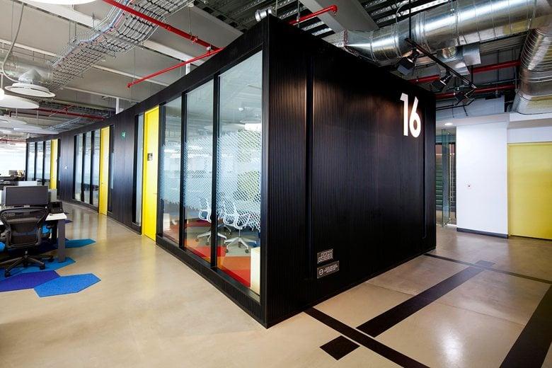 Grupo CP Corporate Interior Design