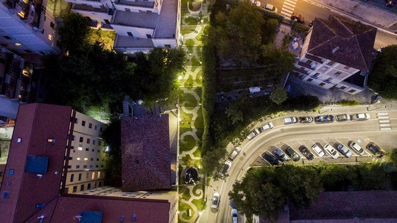 Giardini in scala