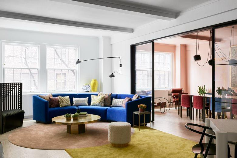 Park Avenue Prewar Apartment