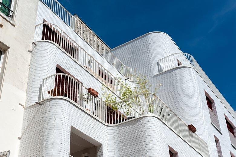 128 AMELOT - 10 logements à Paris