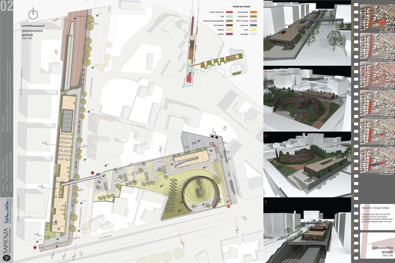 Ricucire il Tessuto Urbano