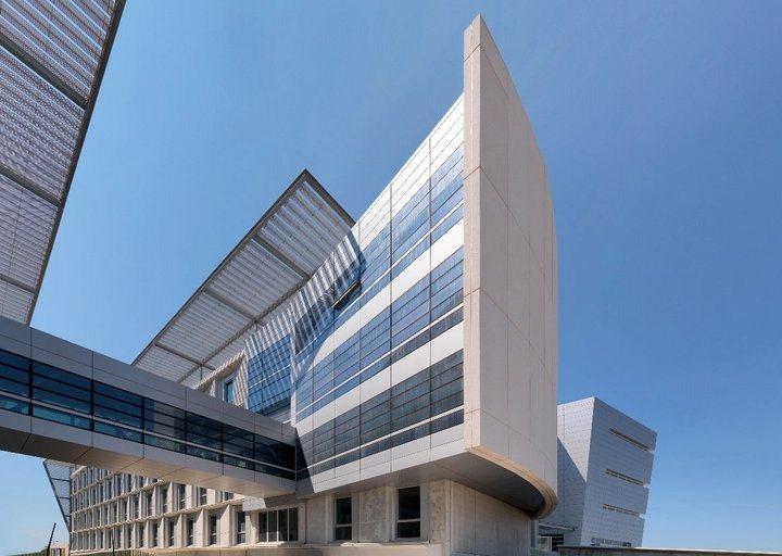 Edificio Qurtier Generale Italiano at JFC HQ Napoli