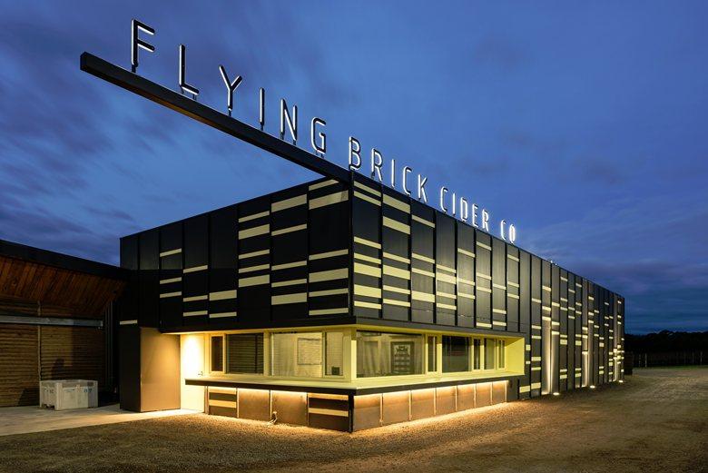 Flying Brick Cider House - Centrum Architects