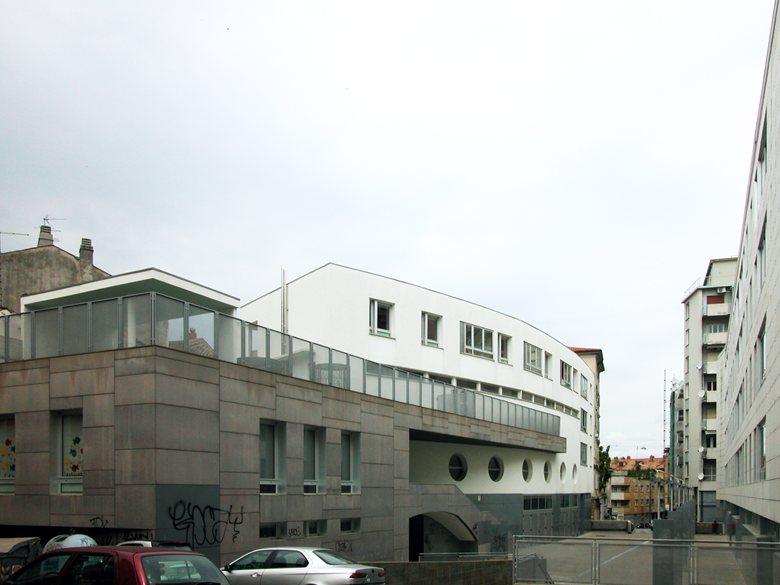 Nuovo intervento residenziale in  Largo Niccolini