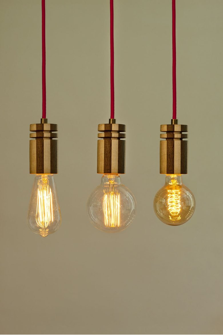 The Gingly Pendant Lamp