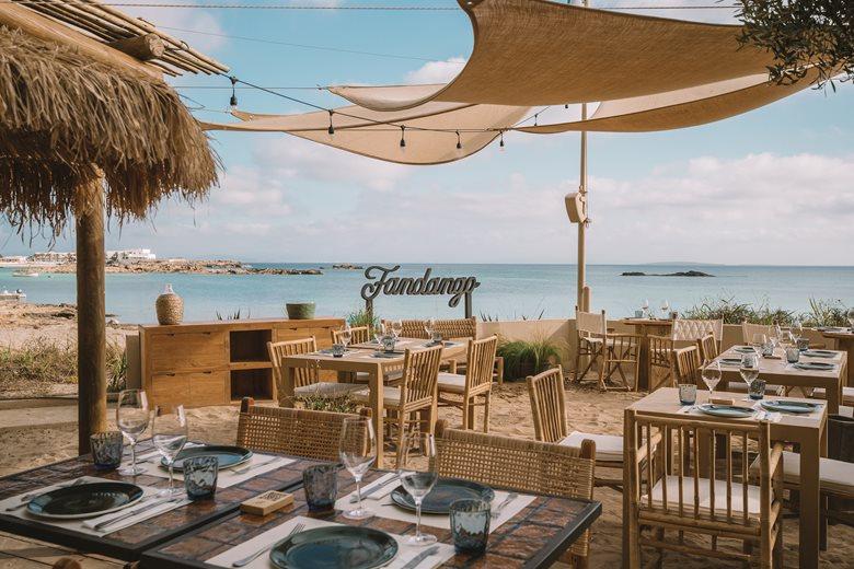 RESTAURANT - Fandango Formentera