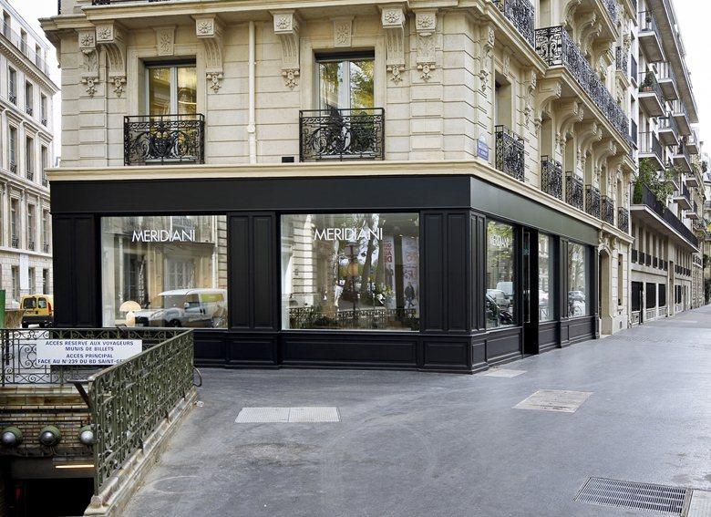 Meridiani Store Paris