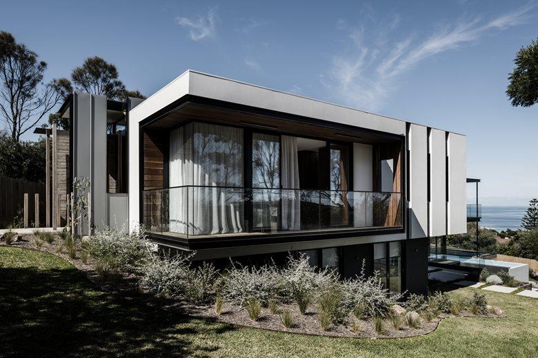 Two Angle House