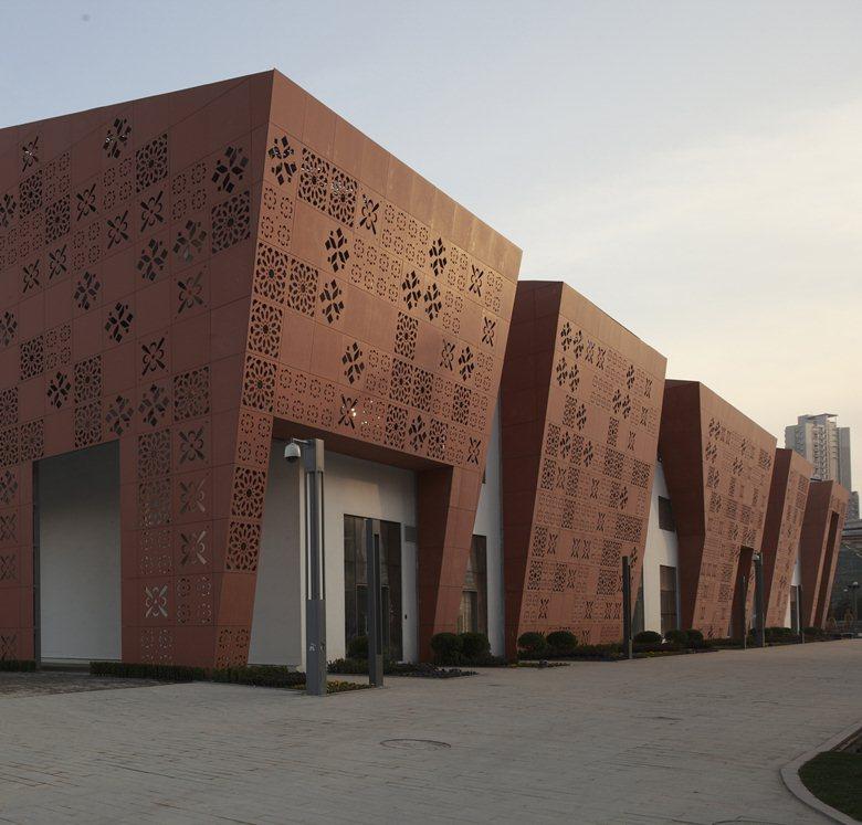 UBPA Pavilions per Shanghai Expo 2010