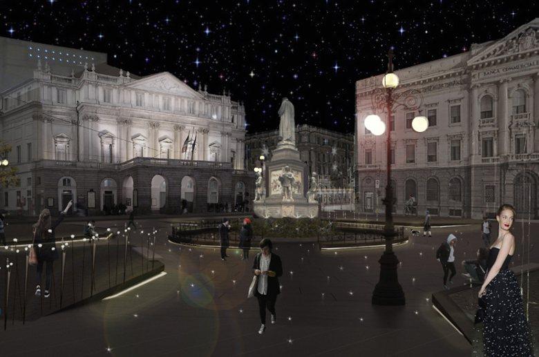 Piazza Scala