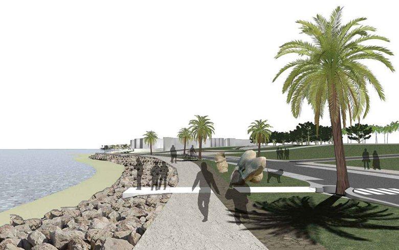 Riqualificazione del waterfront di Torre Melissa