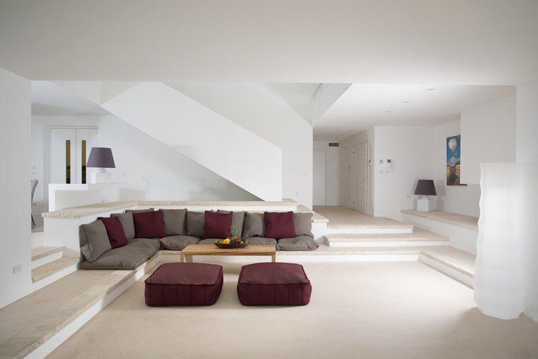 Progetto resort Villa del Faro