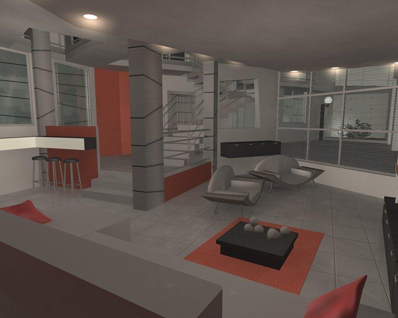 Progetto unità immobiliare sita in Vittoria