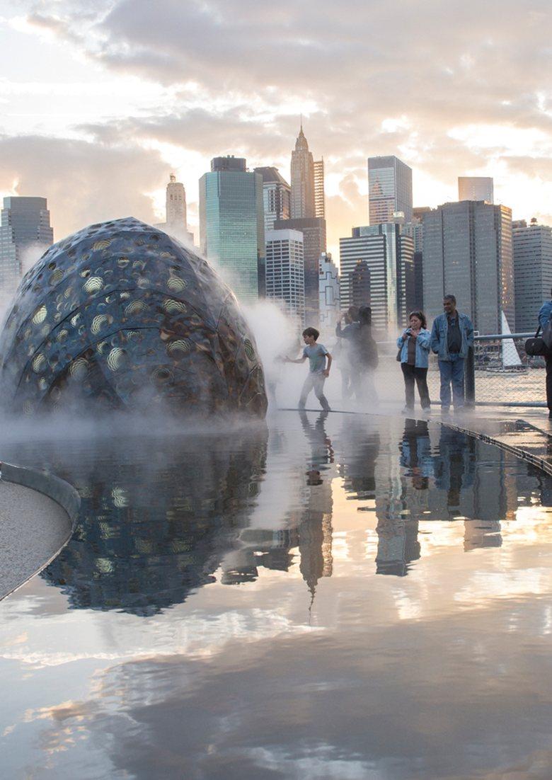 A Comet Lands in Brooklyn