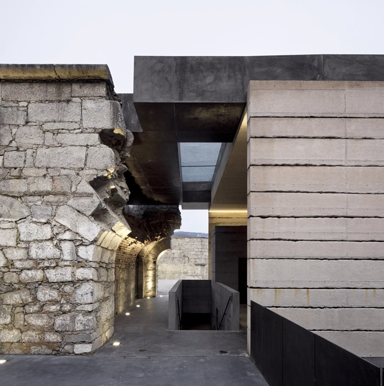 "Fortress Franzensfeste- Construction ""C"" – BBT Infopoint"