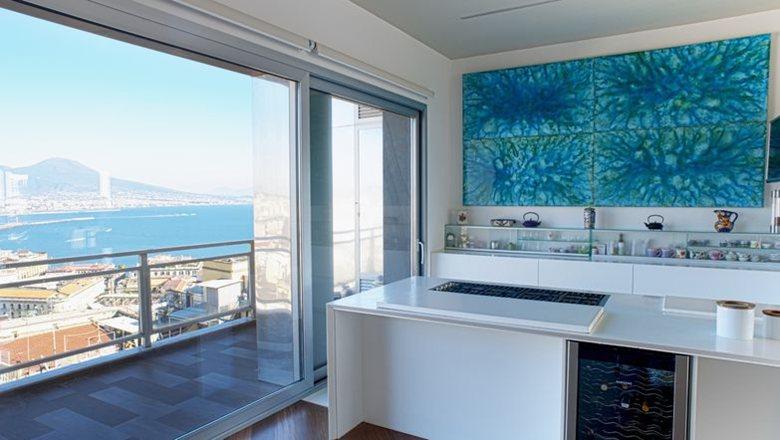 Kitchen Canaletto Azzurro