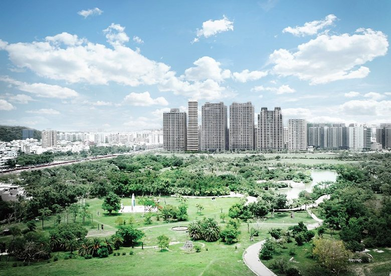 """""""One More"""" Kaohsiung Residential Tower"""