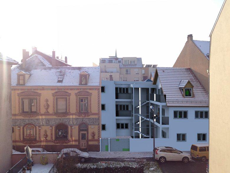 Renovation d'un bâtiment